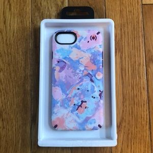 NEW never used Speck iPhone case 6/7/8 size